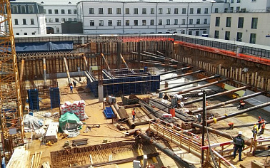St. Petersburg Mining University helped builders improve the safety of infill development