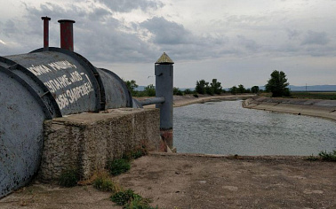 The Ukrainian dam did not hit the Crimea: the peninsula is not threatened by drought
