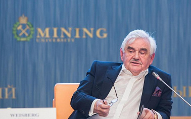 "The member of the academy of sciences gave his comments on inclusion of ""The Journal of Mining Institute"" in Scopus"
