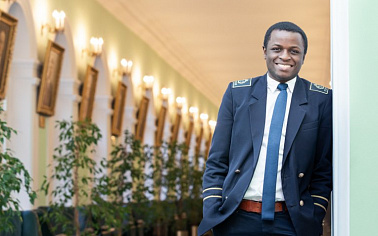A Congolese Student about Russia: It Is Like Another Planet